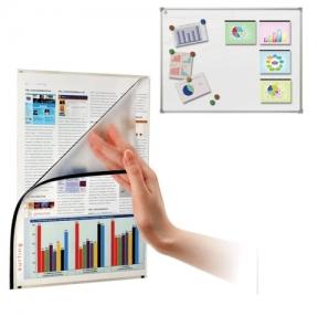 Магнитные папки-уголоки BOARDSYS для досок, комплект 5 шт., формат А4
