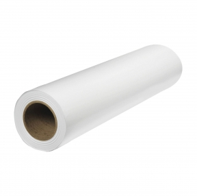 Рулон для плоттера, BRAUBERG, 610 мм х 50 м х втулка 50,8 мм, 80 г/м2, белизна CIE 162%, диаметр 100 мм (110455)